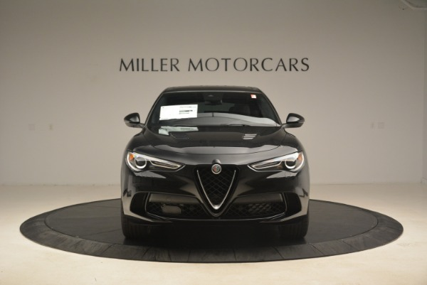New 2018 Alfa Romeo Stelvio Quadrifoglio for sale Sold at Pagani of Greenwich in Greenwich CT 06830 12