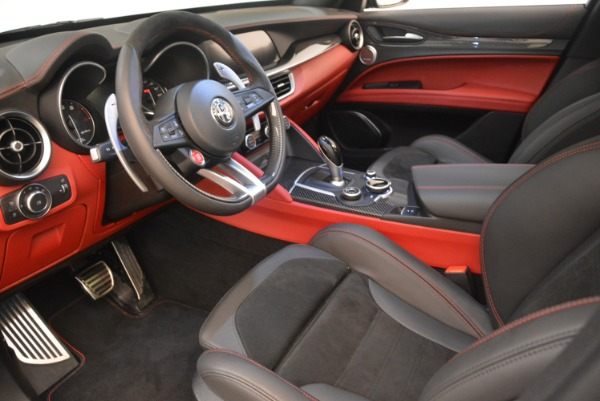 New 2018 Alfa Romeo Stelvio Quadrifoglio for sale Sold at Pagani of Greenwich in Greenwich CT 06830 13