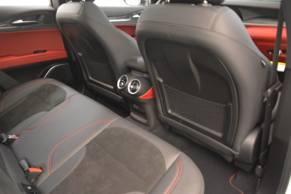 New 2018 Alfa Romeo Stelvio Quadrifoglio for sale Sold at Pagani of Greenwich in Greenwich CT 06830 23