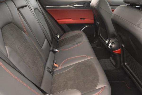 New 2018 Alfa Romeo Stelvio Quadrifoglio for sale Sold at Pagani of Greenwich in Greenwich CT 06830 24