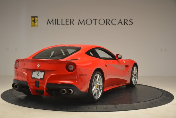 Used 2014 Ferrari F12 Berlinetta for sale Sold at Pagani of Greenwich in Greenwich CT 06830 7