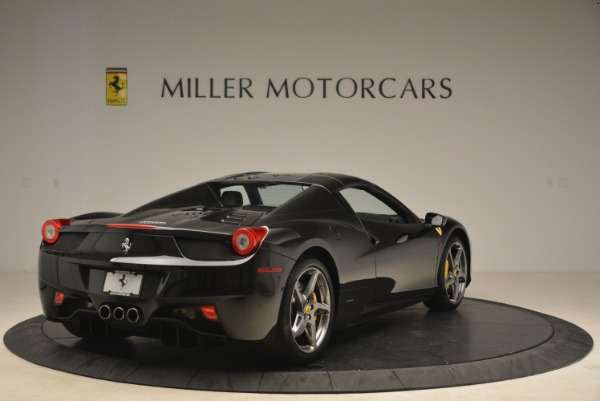 Used 2013 Ferrari 458 Spider for sale Sold at Pagani of Greenwich in Greenwich CT 06830 19
