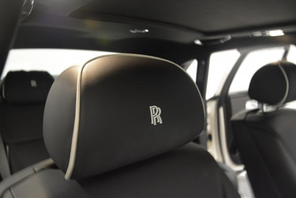 New 2016 Rolls-Royce Ghost Series II for sale Sold at Pagani of Greenwich in Greenwich CT 06830 26