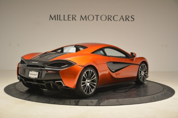 Used 2016 McLaren 570S for sale Sold at Pagani of Greenwich in Greenwich CT 06830 7