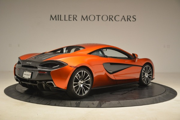 Used 2016 McLaren 570S for sale Sold at Pagani of Greenwich in Greenwich CT 06830 8