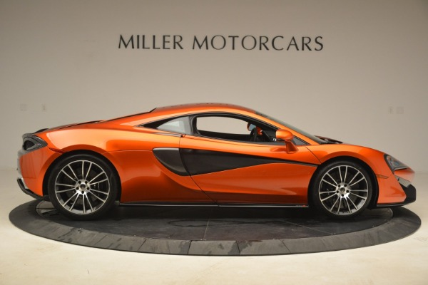Used 2016 McLaren 570S for sale Sold at Pagani of Greenwich in Greenwich CT 06830 9