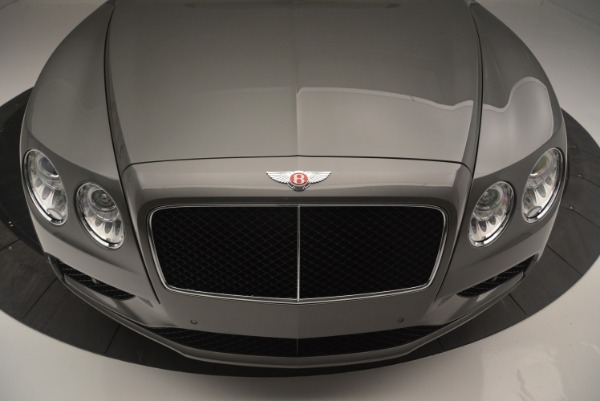 Used 2017 Bentley Flying Spur V8 S for sale Sold at Pagani of Greenwich in Greenwich CT 06830 12