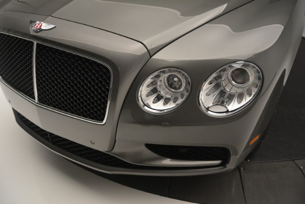 Used 2017 Bentley Flying Spur V8 S for sale Sold at Pagani of Greenwich in Greenwich CT 06830 13