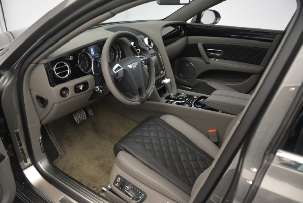 Used 2017 Bentley Flying Spur V8 S for sale Sold at Pagani of Greenwich in Greenwich CT 06830 18