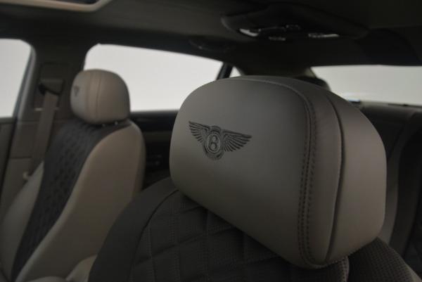 Used 2017 Bentley Flying Spur V8 S for sale Sold at Pagani of Greenwich in Greenwich CT 06830 21