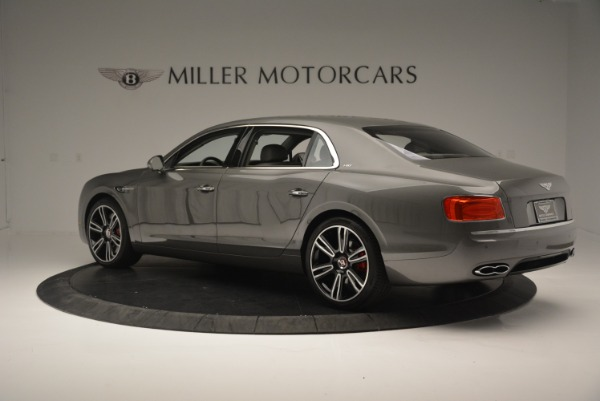 Used 2017 Bentley Flying Spur V8 S for sale Sold at Pagani of Greenwich in Greenwich CT 06830 4