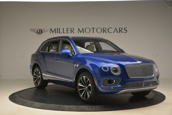 Used 2018 Bentley Bentayga W12 Signature for sale $169,900 at Pagani of Greenwich in Greenwich CT 06830 11