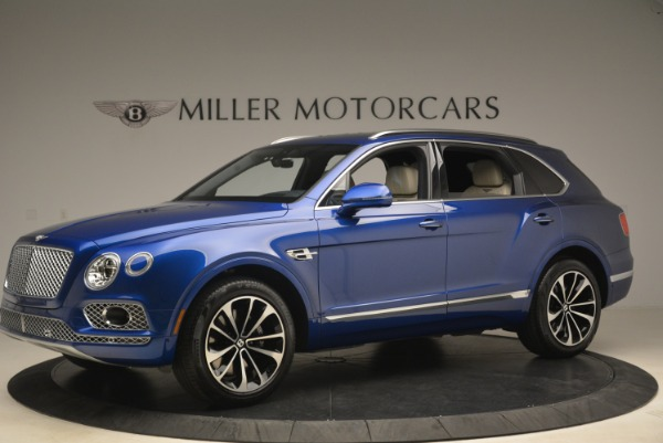 Used 2018 Bentley Bentayga W12 Signature for sale $169,900 at Pagani of Greenwich in Greenwich CT 06830 2