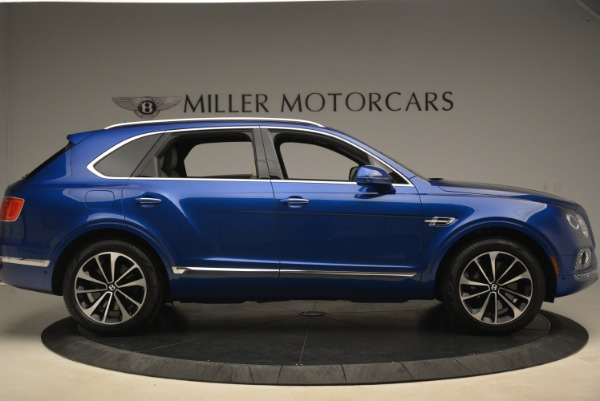Used 2018 Bentley Bentayga W12 Signature for sale $169,900 at Pagani of Greenwich in Greenwich CT 06830 9