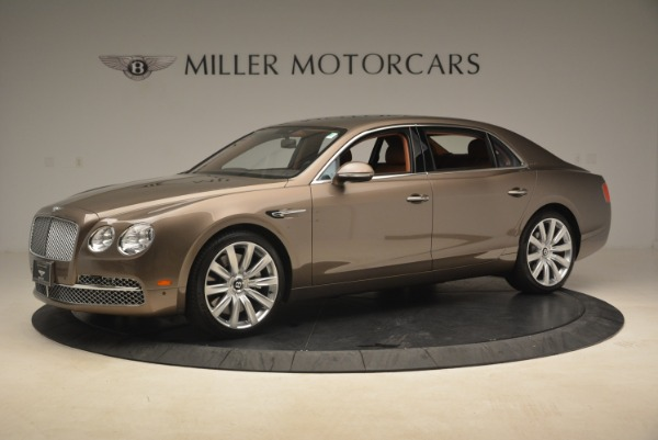 Used 2015 Bentley Flying Spur W12 for sale Sold at Pagani of Greenwich in Greenwich CT 06830 2