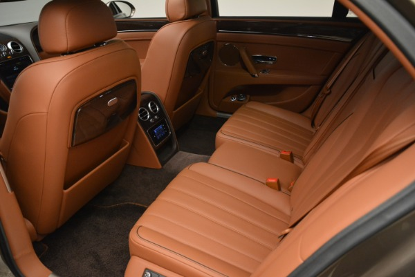 Used 2015 Bentley Flying Spur W12 for sale Sold at Pagani of Greenwich in Greenwich CT 06830 21