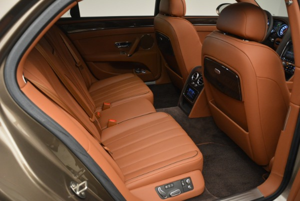 Used 2015 Bentley Flying Spur W12 for sale Sold at Pagani of Greenwich in Greenwich CT 06830 25
