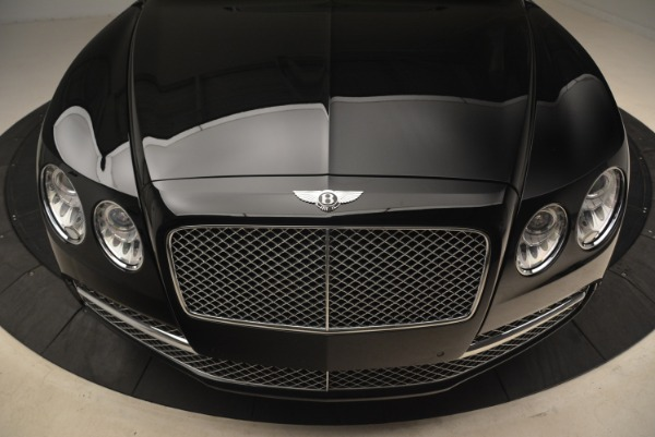 Used 2014 Bentley Flying Spur W12 for sale Sold at Pagani of Greenwich in Greenwich CT 06830 12