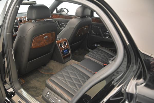 Used 2014 Bentley Flying Spur W12 for sale Sold at Pagani of Greenwich in Greenwich CT 06830 24