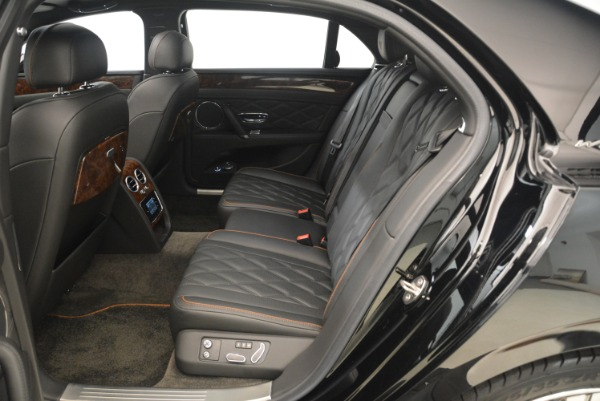 Used 2014 Bentley Flying Spur W12 for sale Sold at Pagani of Greenwich in Greenwich CT 06830 25