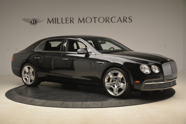 Used 2014 Bentley Flying Spur W12 for sale Sold at Pagani of Greenwich in Greenwich CT 06830 9