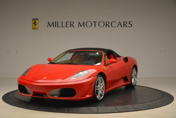 Used 2008 Ferrari F430 Spider for sale Sold at Pagani of Greenwich in Greenwich CT 06830 13