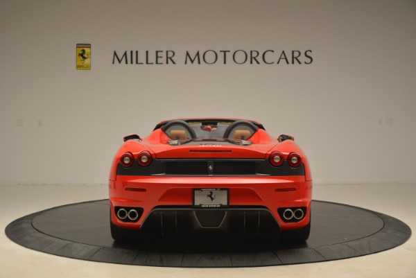 Used 2008 Ferrari F430 Spider for sale Sold at Pagani of Greenwich in Greenwich CT 06830 6