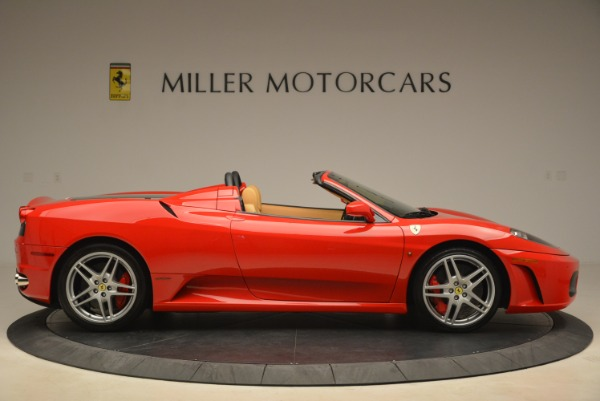 Used 2008 Ferrari F430 Spider for sale Sold at Pagani of Greenwich in Greenwich CT 06830 9
