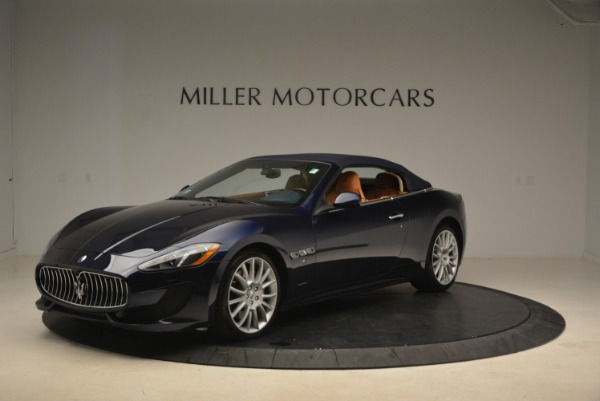 Used 2014 Maserati GranTurismo Sport for sale Sold at Pagani of Greenwich in Greenwich CT 06830 19