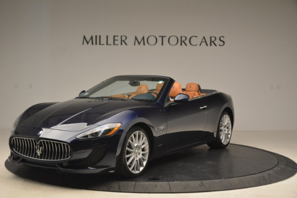 Used 2014 Maserati GranTurismo Sport for sale Sold at Pagani of Greenwich in Greenwich CT 06830 2