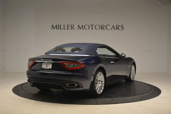 Used 2014 Maserati GranTurismo Sport for sale Sold at Pagani of Greenwich in Greenwich CT 06830 21
