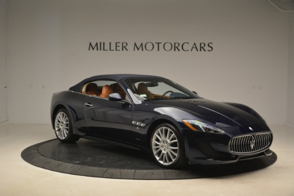 Used 2014 Maserati GranTurismo Sport for sale Sold at Pagani of Greenwich in Greenwich CT 06830 22