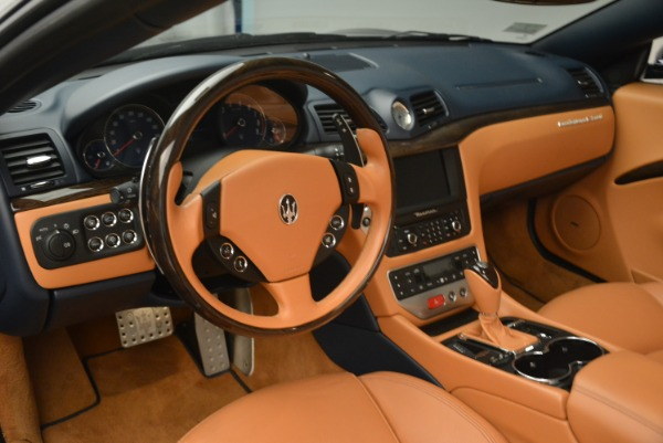 Used 2014 Maserati GranTurismo Sport for sale Sold at Pagani of Greenwich in Greenwich CT 06830 23