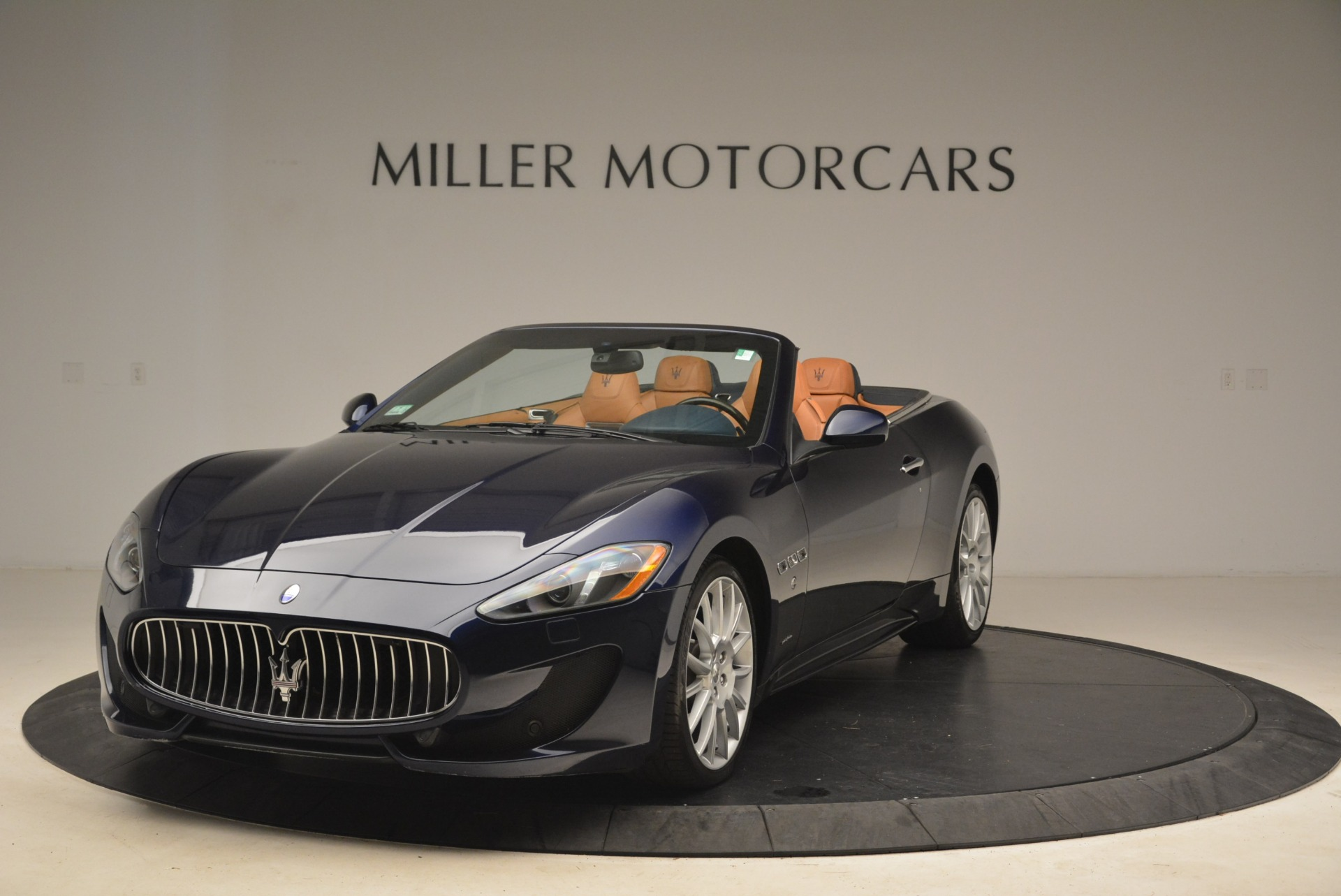 Used 2014 Maserati GranTurismo Sport for sale Sold at Pagani of Greenwich in Greenwich CT 06830 1