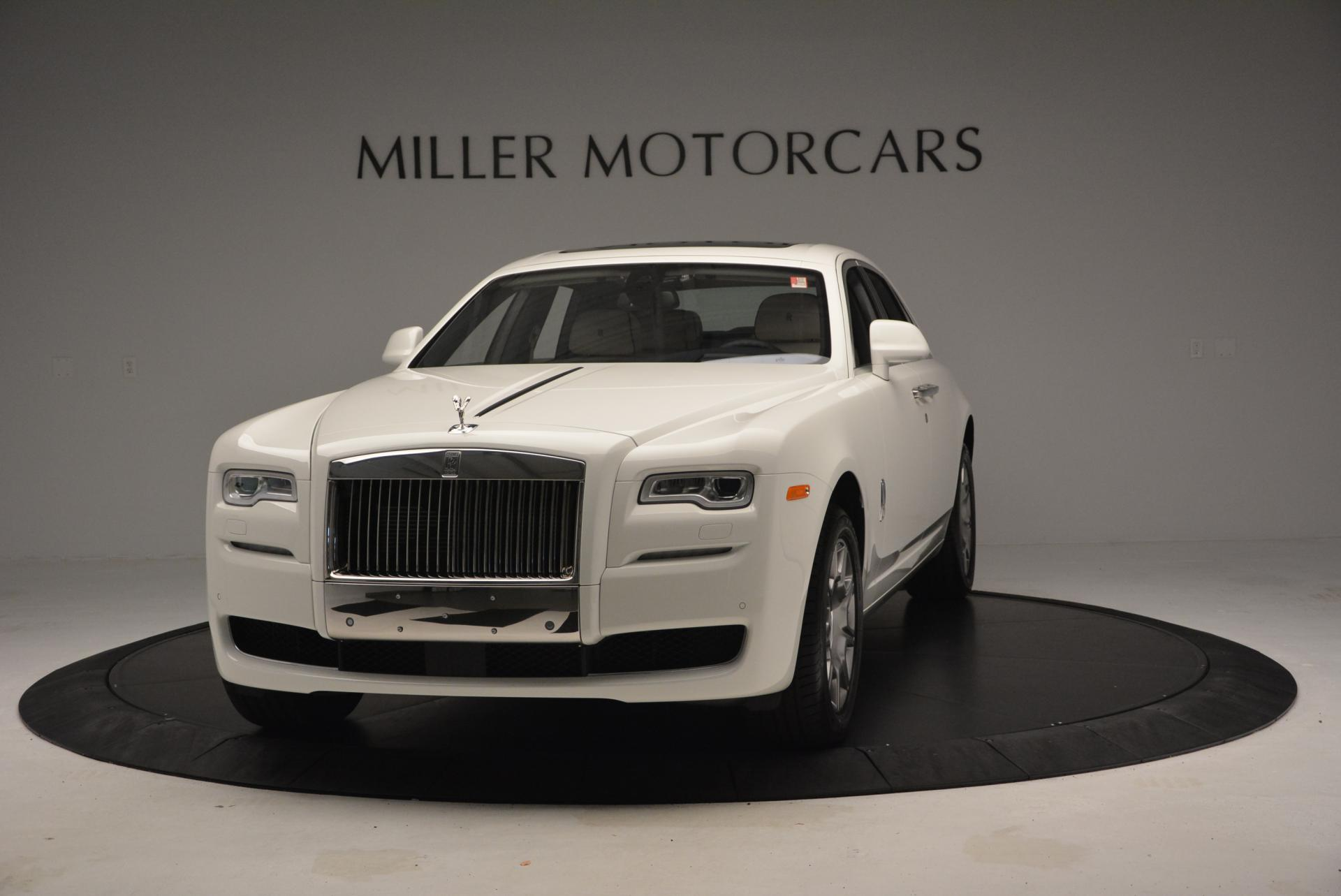 Used 2016 Rolls-Royce Ghost Series II for sale Sold at Pagani of Greenwich in Greenwich CT 06830 1
