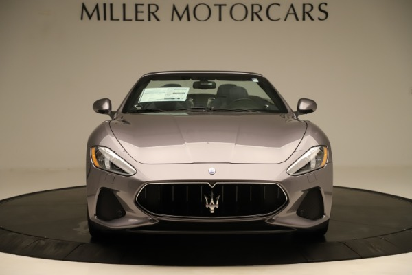 New 2018 Maserati GranTurismo Sport Convertible for sale Sold at Pagani of Greenwich in Greenwich CT 06830 23