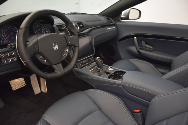 New 2018 Maserati GranTurismo Sport Convertible for sale Sold at Pagani of Greenwich in Greenwich CT 06830 25