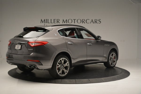 New 2018 Maserati Levante S Q4 GranSport for sale Sold at Pagani of Greenwich in Greenwich CT 06830 10