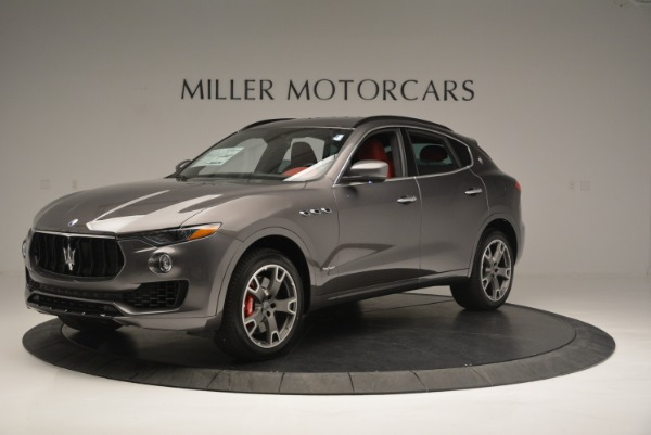 New 2018 Maserati Levante S Q4 GranSport for sale Sold at Pagani of Greenwich in Greenwich CT 06830 2