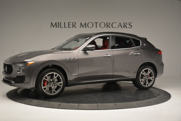 New 2018 Maserati Levante S Q4 GranSport for sale Sold at Pagani of Greenwich in Greenwich CT 06830 3