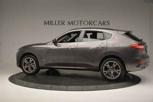 New 2018 Maserati Levante S Q4 GranSport for sale Sold at Pagani of Greenwich in Greenwich CT 06830 5