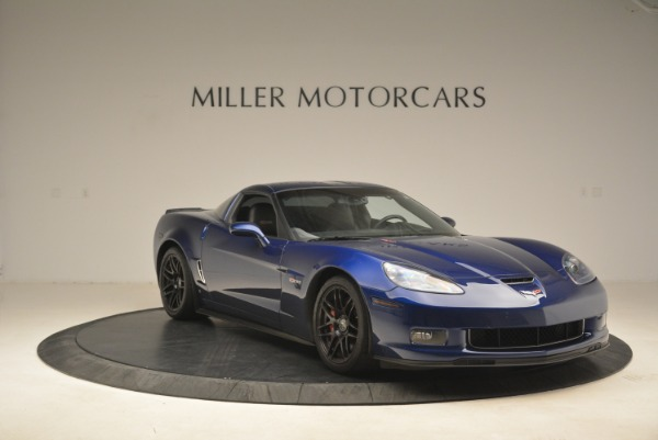 Used 2006 Chevrolet Corvette Z06 for sale Sold at Pagani of Greenwich in Greenwich CT 06830 11