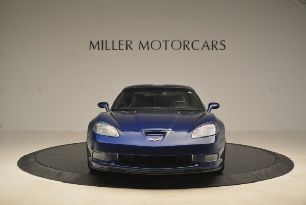 Used 2006 Chevrolet Corvette Z06 for sale Sold at Pagani of Greenwich in Greenwich CT 06830 12