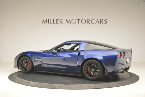 Used 2006 Chevrolet Corvette Z06 for sale Sold at Pagani of Greenwich in Greenwich CT 06830 4