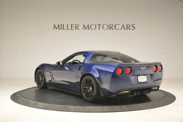 Used 2006 Chevrolet Corvette Z06 for sale Sold at Pagani of Greenwich in Greenwich CT 06830 5