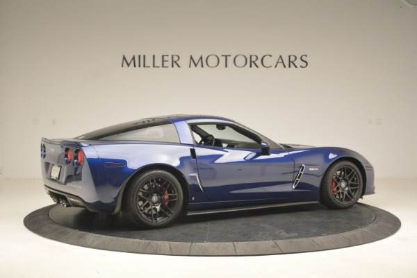 Used 2006 Chevrolet Corvette Z06 for sale Sold at Pagani of Greenwich in Greenwich CT 06830 8