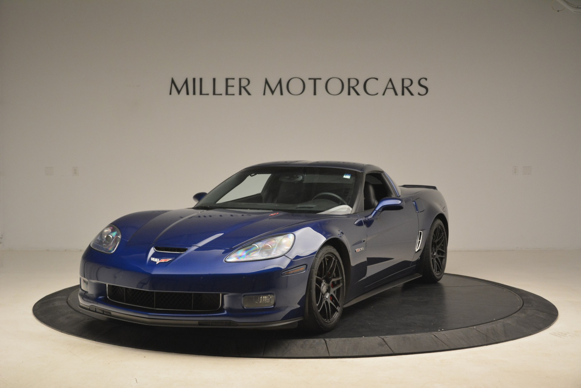 Used 2006 Chevrolet Corvette Z06 for sale Sold at Pagani of Greenwich in Greenwich CT 06830 1