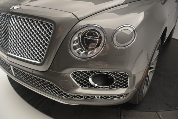 New 2018 Bentley Bentayga W12 Activity for sale Sold at Pagani of Greenwich in Greenwich CT 06830 14
