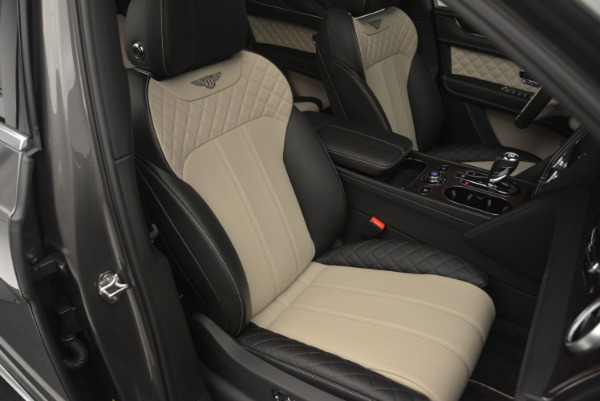 Used 2018 Bentley Bentayga Activity Edition for sale $154,900 at Pagani of Greenwich in Greenwich CT 06830 24