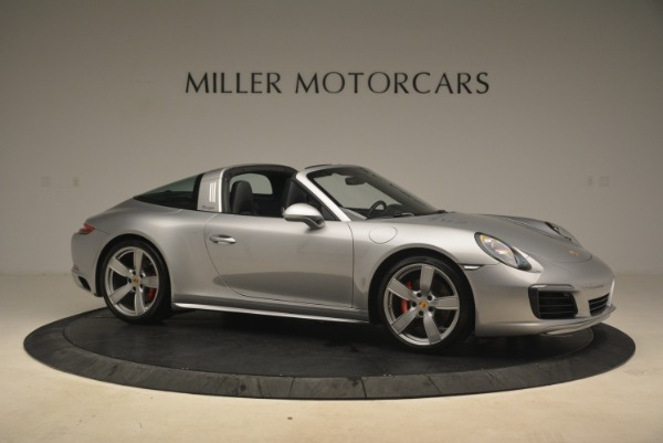 Used 2017 Porsche 911 Targa 4S for sale Sold at Pagani of Greenwich in Greenwich CT 06830 10